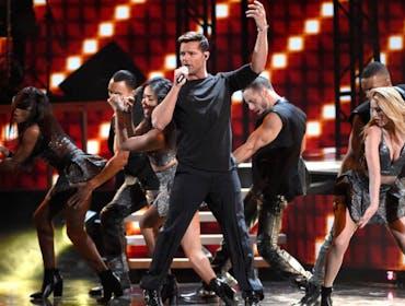 Vote for Ricky Martin