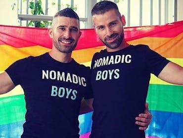 Vote for @NomadicBoys