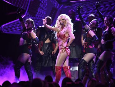Vote for Britney Spears