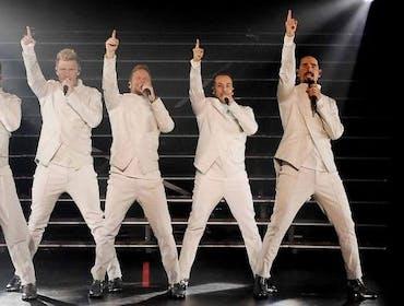 Vote for Backstreet Boys