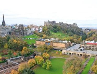 Vote for Edinburgh