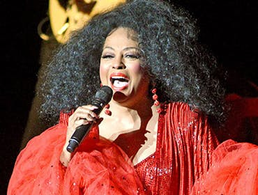 Vote for Diana Ross