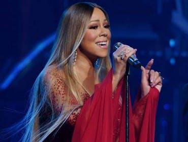 Vote for Mariah Carey