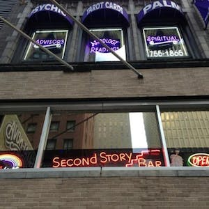 Vote for Second Story