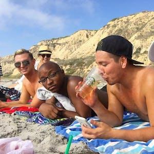 Vote for Black's Beach