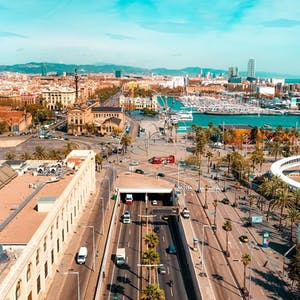 Vote for Barcelona