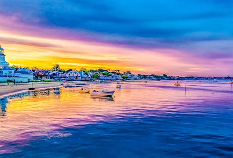 Vote for Boston to Provincetown