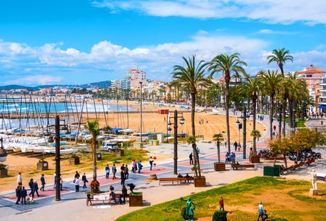 Vote for Barcelona to Sitges