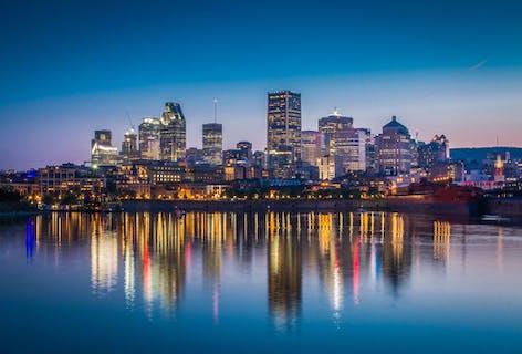Vote for Toronto to Montreal
