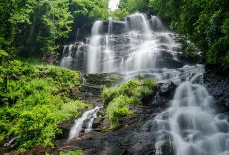 Vote for Amicalola Falls
