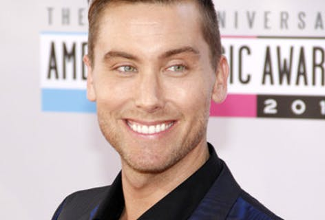 Vote for Lance Bass