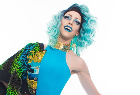 Vote for Laganja Estranja