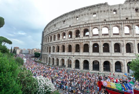 Vote for Rome