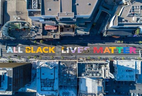 Vote for All Black Lives Matter